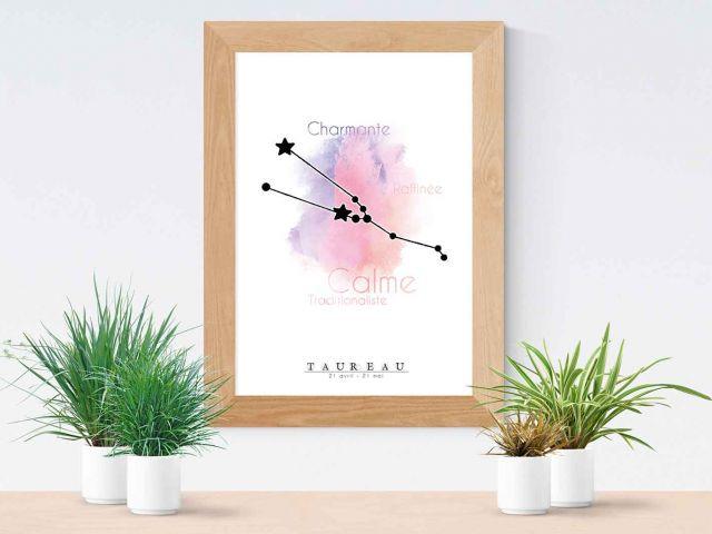 Image Signe astrologique Taureau
