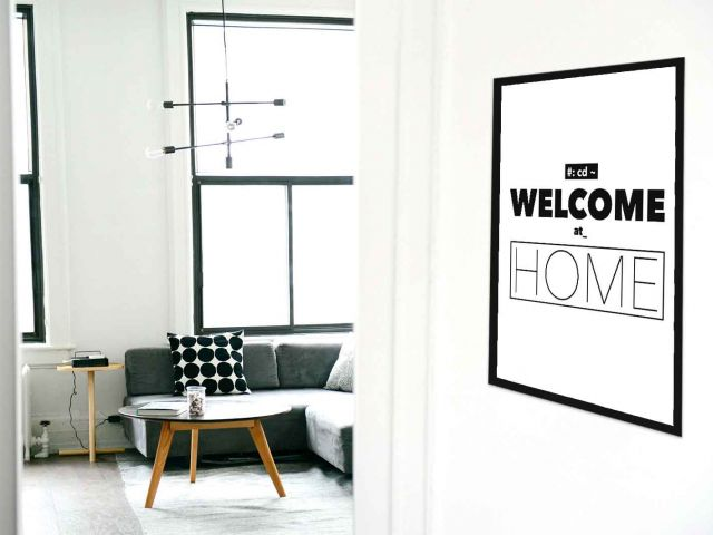Image Welcome at Home Geek